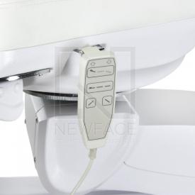 Elektryczny fotel kosmetyczny Mazaro BR-6672C Biał #3