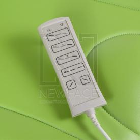 Elektryczny fotel kosmetyczny Mazaro BR-6672A Ziel #10