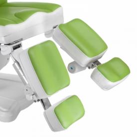 Elektryczny fotel kosmetyczny Mazaro BR-6672A Ziel #12