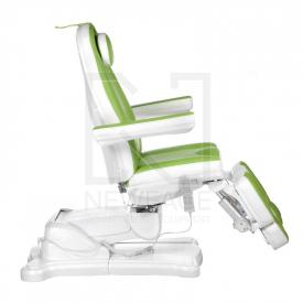 Elektryczny fotel kosmetyczny Mazaro BR-6672A Ziel #18