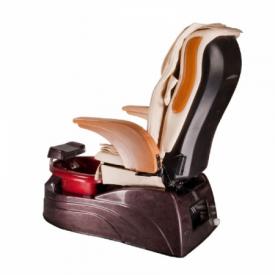 Fotel Pedicure SPA ARUBA BG-920 kremowy #8