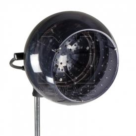 Suszarka hełmowa statyw BH-130 czarna #1