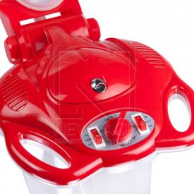 Sauna/Nawilżacz statyw BB-8008 czerwony #4
