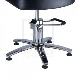 Fotel fryzjerski LIVIO czarny BD-1003 #4