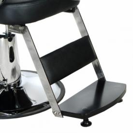 Fotel fryzjerski dla golibrody AXEL BD-2002 Czarny #3