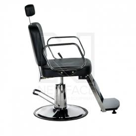 Fotel fryzjerski dla golibrody AXEL BD-2002 Czarny #5