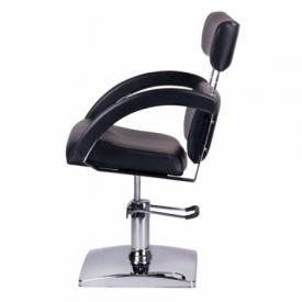 Fotel fryzjerski DINO czarny BR-3920 #5