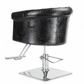 Fotel fryzjerski Marco czarny BM-209 #3