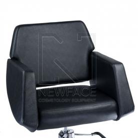 Fotel fryzjerski NICO czarny BD-1088 #2