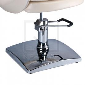 Fotel fryzjerski NICO kremowy BD-1088 #4