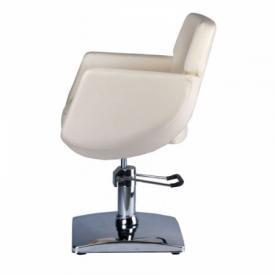 Fotel fryzjerski NICO kremowy BD-1088 #5