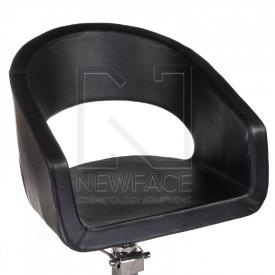 Fotel fryzjerski Paolo BM-002 czarny standard #2