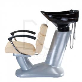 Myjnia fryzjerska FIORE kremowa BR-3530B #3