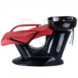 Myjnia fryzjerska VERA BR-3515 Czerwona #3