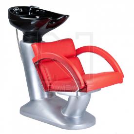 Myjnia fryzjerska DINO czerwona BR-3530