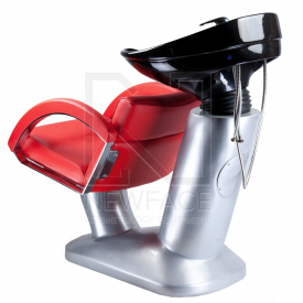 Myjnia fryzjerska DINO czerwona BR-3530 #4