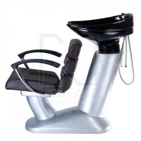 Myjnia fryzjerska FIORE brązowa BR-3530B #2