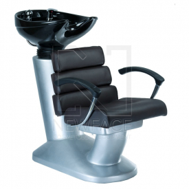 Myjnia fryzjerska FIORE czarna BR-3530B