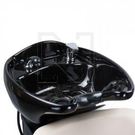 Myjnia fryzjerska LIVIO kremowa BD-7822 #2