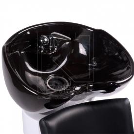 Myjnia fryzjerska LUIGI BR-3542 czarna #4