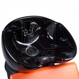 Myjnia fryzjerska MILO pomarańczowa BD-7825 #1