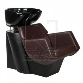 Myjnia fryzjerska NICO brązowa BD-7821