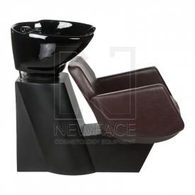 Myjnia fryzjerska NICO brązowa BD-7821 #4