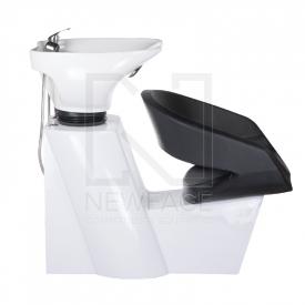 Myjnia fryzjerska Paolo BM-503 czarna standard #4