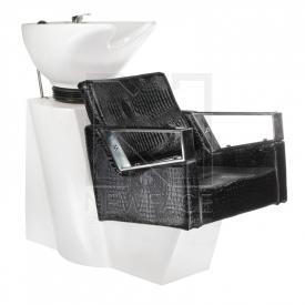 Myjnia fryzjerska Roberto czarna BM-519 #1