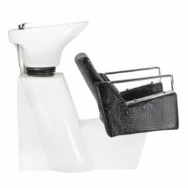 Myjnia fryzjerska Roberto czarna BM-519 #4