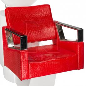 Myjnia fryzjerska Roberto czerwona BM-519 #2