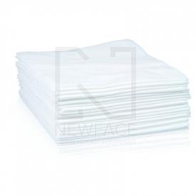 Jednorazowe Chusty Zabiegowe 20 Szt. 70x40 Cm Biała Fala #1