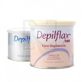 Depilflax Wosk Do Depilacji Puszka 500ml Naturalny #1