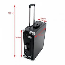 Kufer Kosmetyczny Glamour 9616 Czarny ( Przenośne Stanowisko) #8