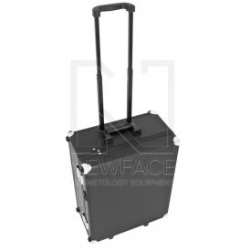 Kufer Kosmetyczny Glamour 9552 Czarny Cube (Przenośne Stanowisko) #3