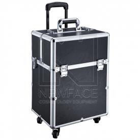 Kufer Kosmetyczny Glamour D-9006 Czarny #1