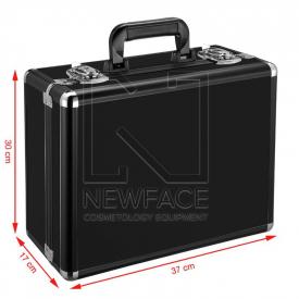 Kufer Kosmetyczny Glamour 9500k Czarny (Przenośne Stanowisko) #3