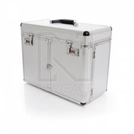 Kufer Kosmetyczny S - Duży Silver