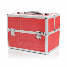 Kufer Kosmetyczny S - Standardowy Red