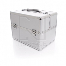 Kufer Kosmetyczny S - Standardowy Silver #3