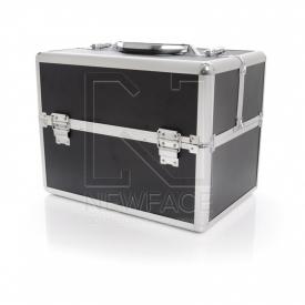 Kufer Kosmetyczny S - Standardowy Black