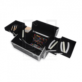 Kufer Kosmetyczny S - Standardowy Black #2