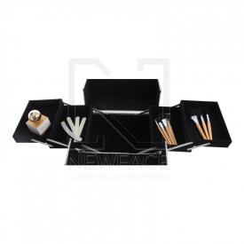 Kufer Kosmetyczny S - Standardowy Black #3