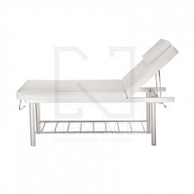 Łóżko do masażu BW-218 białe #4