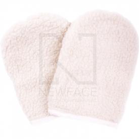 Wełniane rękawiczki do parafinoterapii YM-8032