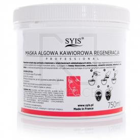 Syis Maska Algowa Kawiorowa, 750ml/250g