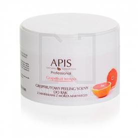 Apis Grapefruit Grejpfrutowy Peeling Solny Do Rąk, 300g