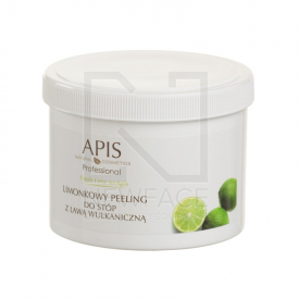 Apis Fresh Lime Limonkowy Peeling Do Stóp, 500ml