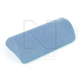 Poduszka Frotte Niebieska