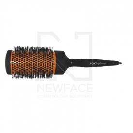 Szczotka Do Włosów Okrągła Pomarańczowa Fox Professional 65 Mm